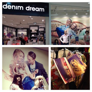 Jumestus Denim Dream reklaam